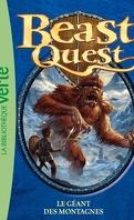 Beast quest : Volume 3, Le géant des montagnes