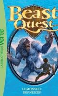 Beast quest : Volume 5, Le monstre des neiges