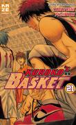 Kuroko's Basket, Tome 21