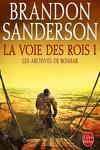 couverture Les Archives de Roshar, Tome 1 : La Voie des rois (I)