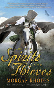 Spirits and Thieves, tome 1 : A Book of Spirits and Thieves