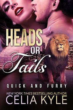 Couverture du livre : Quick & Furry, Tome 4 : Heads or Tails