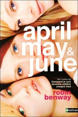 Couverture du livre : April, May et June