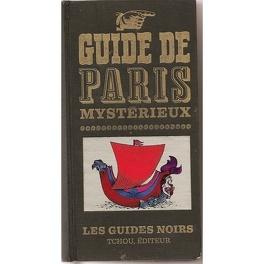 Couverture du livre : Guide de Paris mystérieux