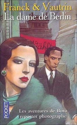 Couverture du livre : La Dame de Berlin