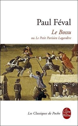 Couverture du livre : Le Bossu