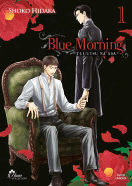 Couverture du livre : Blue Morning , Tome 1