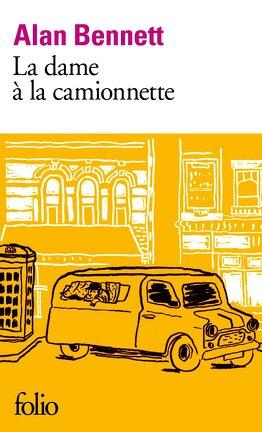 Couverture du livre : La Dame à la camionnette