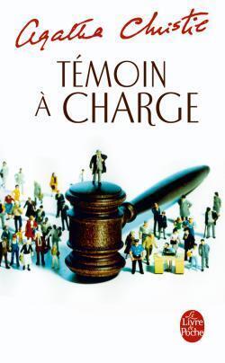 Couverture du livre : Témoin à charge