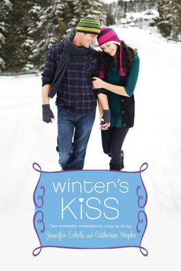 Couverture du livre : Winter's Kiss : The Ex Games and The Twelve Dates of Christmas