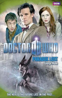 Couverture du livre : Doctor Who : Le Paradox perdu