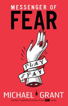 Couverture du livre : Messenger of Fear, Tome 1