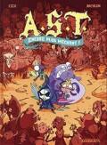 A.S.T : l'Apprenti seigneur des ténèbres, Tome 2 : Encore plus méchant !