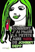 Comment j'ai piqué la petite amie Alien de Johnny Depp