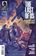 The Last of Us : American Dreams #4