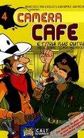 Caméra Café - La BD, tome 4 : Et qui plus outre