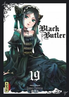 Couverture du livre : Black Butler, Tome 19