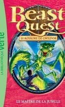 Beast Quest, Tome 34 : Le Maîtresse de la jungle