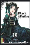 couverture Black Butler, Tome 19