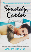 Sincerely Carter, Tome 1 : Sincerely, Carter