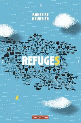 Couverture du livre : Refuges