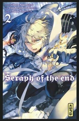 Couverture du livre : Seraph of the end, Tome 2