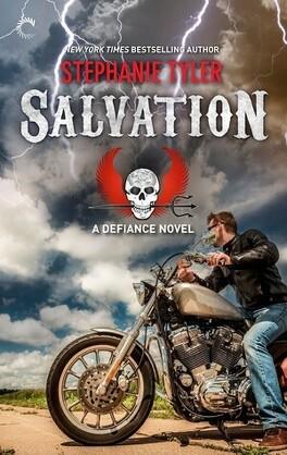 Couverture du livre : Defiance, Tome 3 : Salvation
