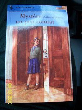 Couverture du livre : Mystère au pensionnat