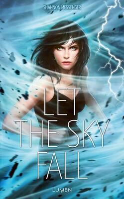 Couverture de Sky Fall, Tome 1 : Let the Sky Fall