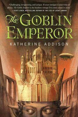 Couverture du livre : The Goblin Emperor