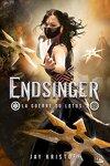 couverture La Guerre du Lotus, Tome 3 : Endsinger