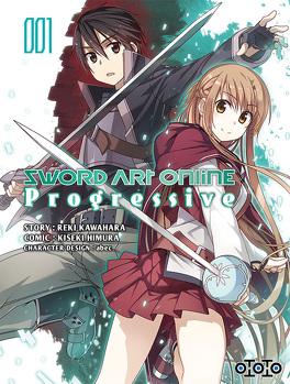 Couverture du livre : Sword Art Online - Progressive, tome 1