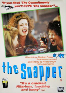 Couverture du livre : The snapper