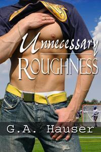 Couverture du livre : Unnecessary Roughness