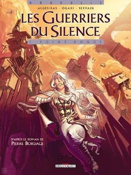 Couverture du livre : Les Guerriers du Silence, tome 1 : Point Rouge