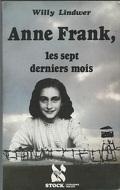 Anne Frank les sept derniers mois
