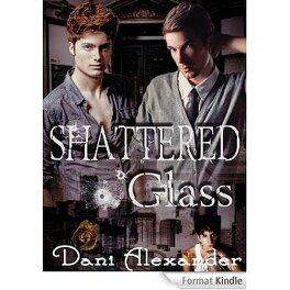 Couverture du livre : Shattered Glass
