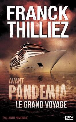Couverture du livre : Avant Pandemia, Le grand voyage