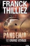 couverture Avant Pandemia, Le grand voyage