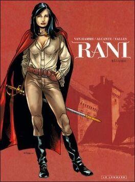Couverture du livre : Rani, tome 1 : Bâtarde