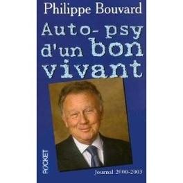 Couverture du livre : Auto-psy d'un bon vivant : Journal 2000-2003