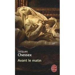 Couverture du livre : Avant le Matin