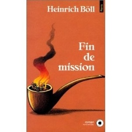 Couverture du livre : Fin de mission
