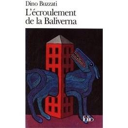 Couverture du livre : L'Écroulement de la Baliverna