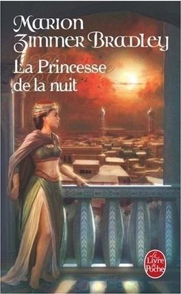 Couverture du livre : La princesse de la nuit
