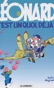 Léonard, Tome 3 : Léonard, c'est un quoi déjà ?