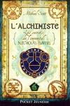 couverture Les Secrets de l'Immortel Nicolas Flamel, Tome 1 : L'Alchimiste