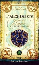 Les Secrets de l'immortel Nicolas Flamel, Tome 1 : L'Alchimiste