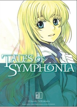 Couverture du livre : Tales of Symphonia, Tome 2
