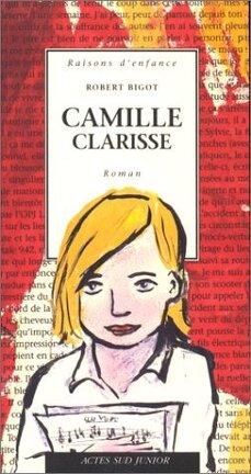 Couverture du livre : Camille Clarisse